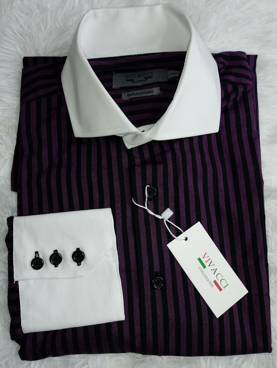 fc797cbacf camisa social masculina vivacci e outras marcas liquidação!! Carregando  zoom.