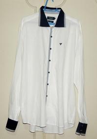 f9465d649ff91 Camisa Poggio - Camisa Longa com o Melhores Preços no Mercado Livre Brasil