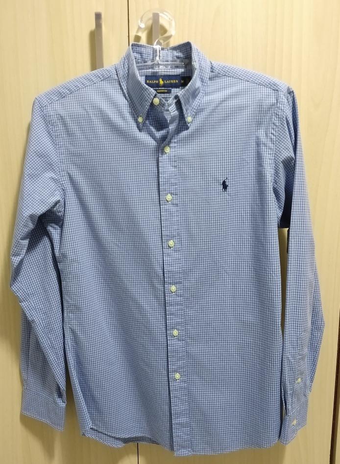 Camisa Social Polo Ralph Lauren - R  130 832da554c0d