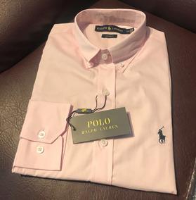 a1ef478382 Linda Camisa Polo Ralph Lauren Gg Cor Goiaba Masculino !! - Calçados ...