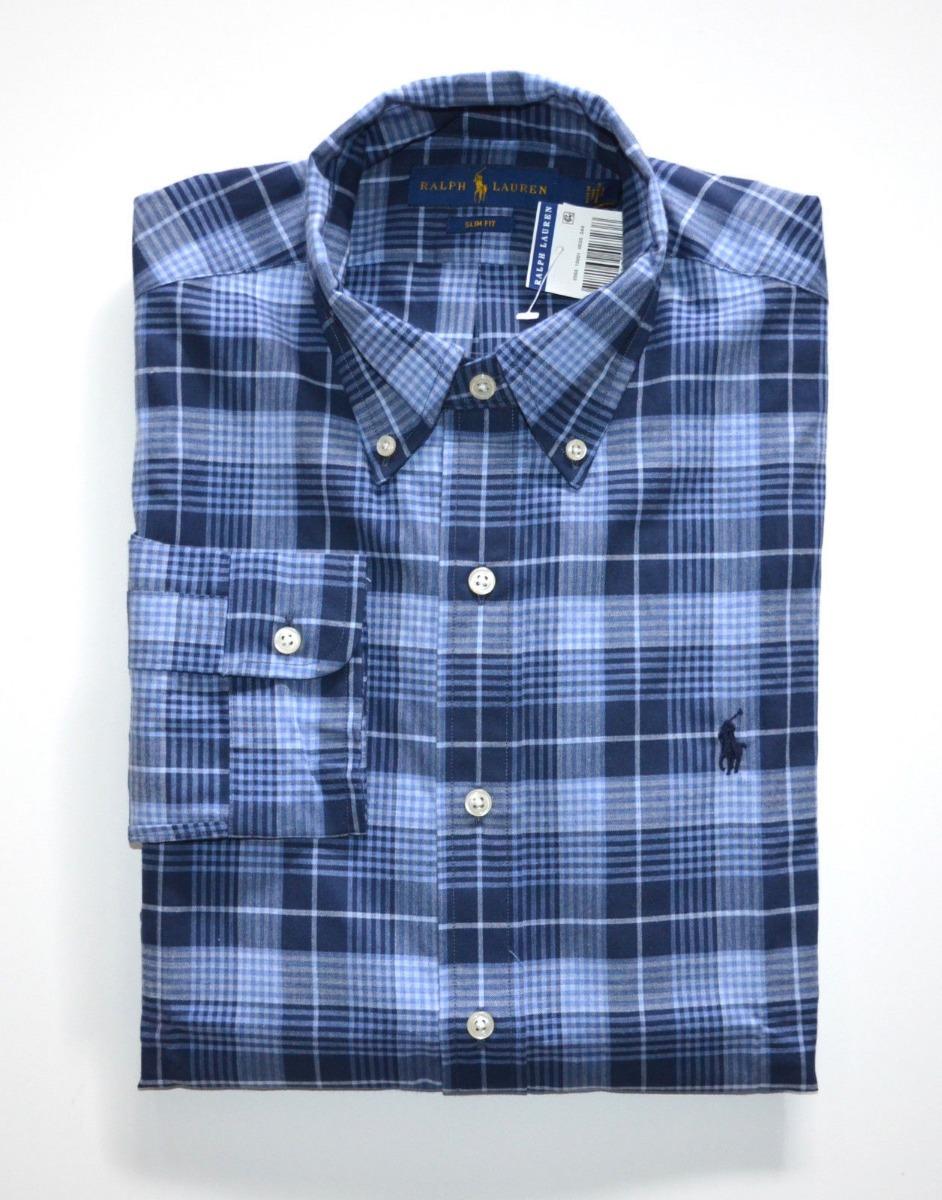 8844daa18012a camisa social polo ralph lauren tamanho g l slim fit + justa. Carregando  zoom.