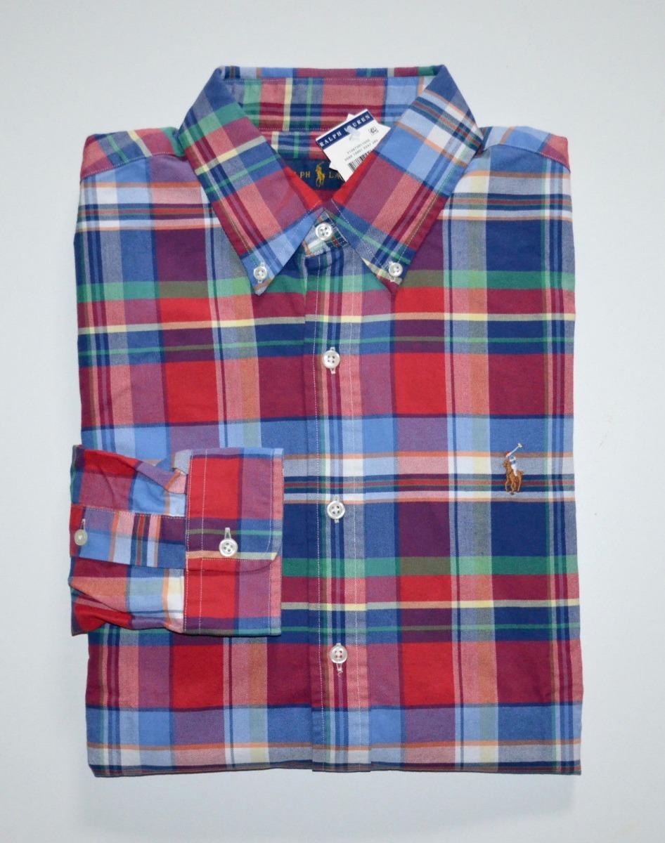 580db08655 camisa social polo ralph lauren tamanho ggg xxl classic fit. Carregando  zoom.