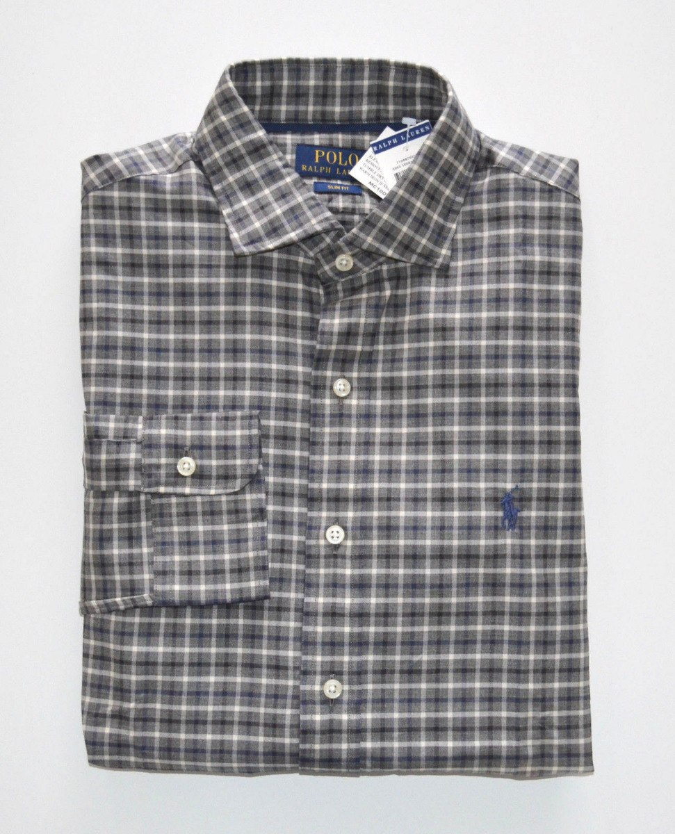 3a2ba1b0c2522e  camisa social polo ralph lauren tamanho m slim fit + justa. Carregando  zoom. a839d6fe8db32