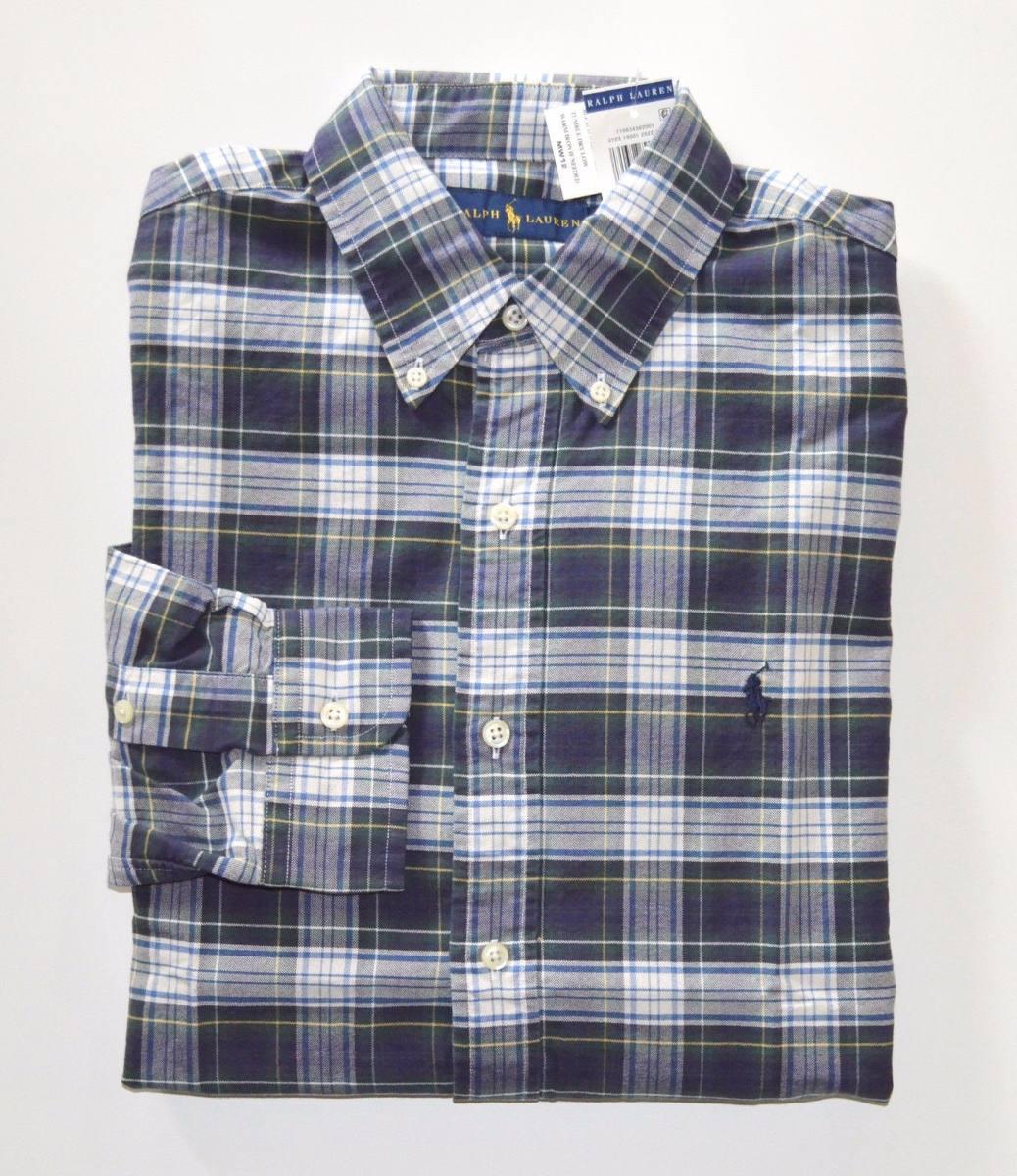30fecbf803 camisa social polo ralph lauren tamanho p   s nova original. Carregando  zoom.