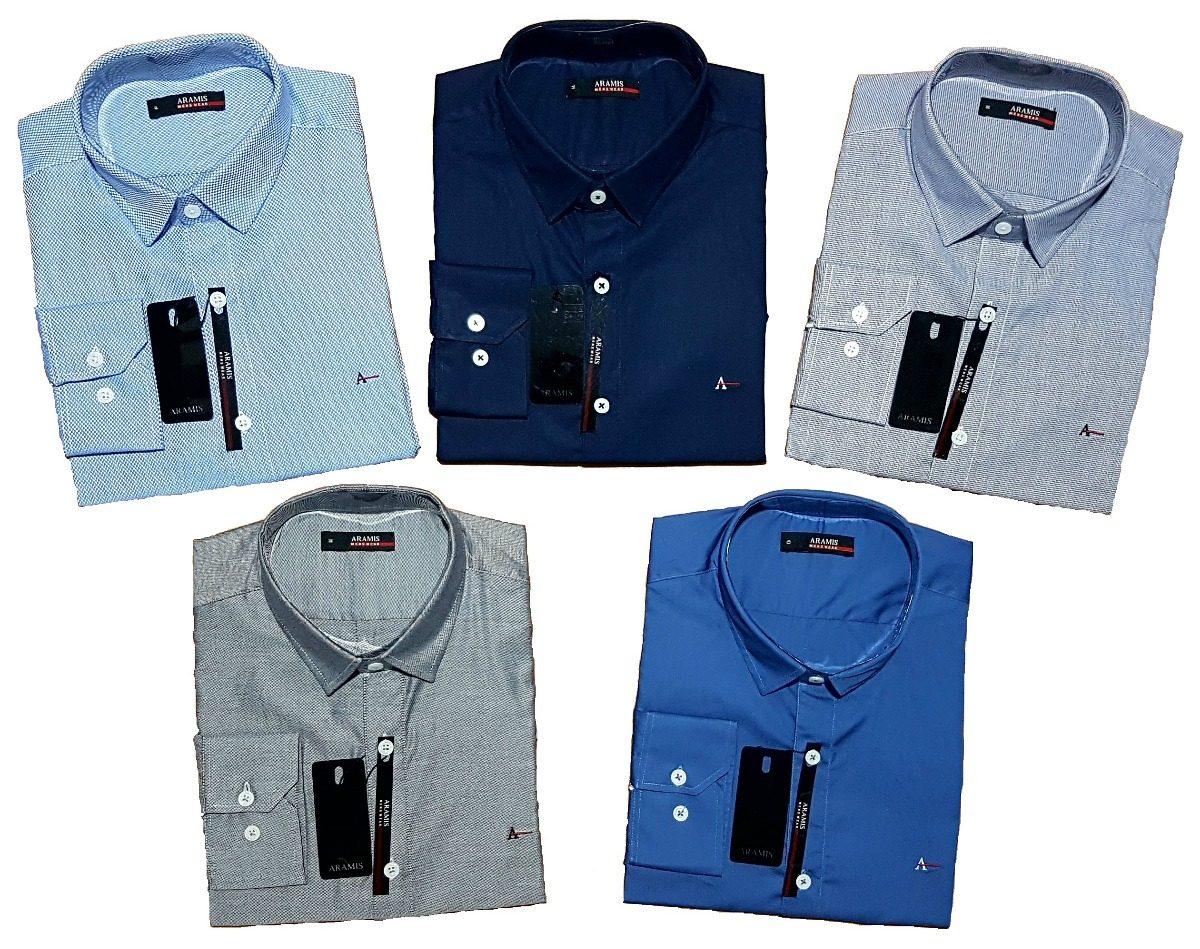 9e55f45930 Camisa Social Sergio K Calvin Klein