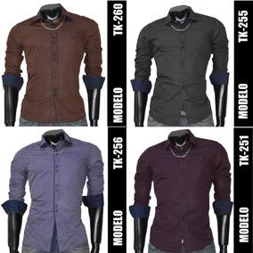 d326c02950 Camisa Social Tamanho P no Mercado Livre Brasil