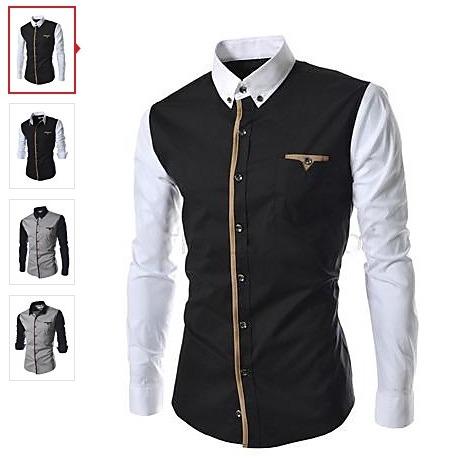 Camisa Social Slim Fit Importada +brinde! Só Compre Após Ler - R  68 ... 11ff9c17341d9