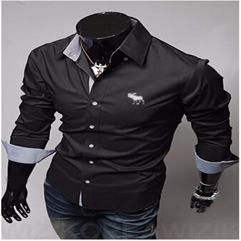 3d7e0883cd camisa social slim fit luxo importada - melhor preço!!! Carregando zoom.