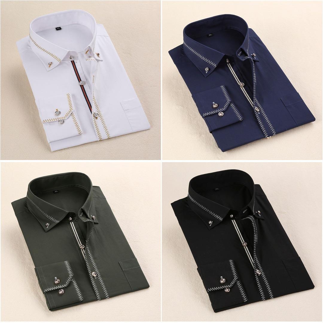07c906835a camisa social slim fit masculina luxo premium pronta entrega. Carregando  zoom.