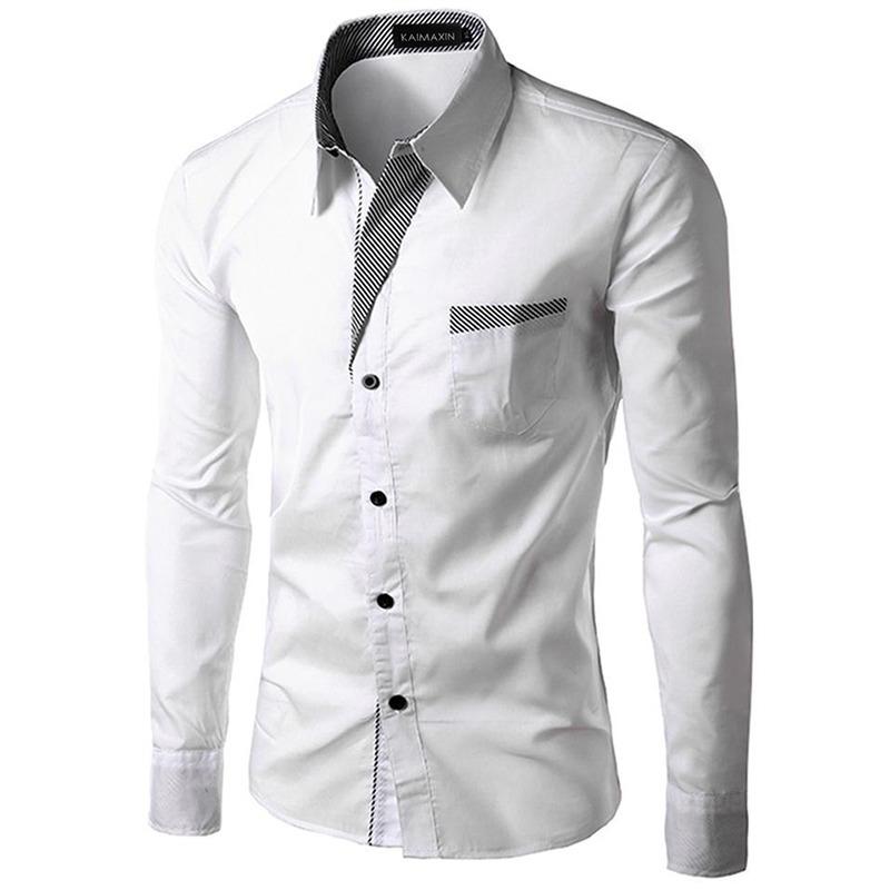 986df6d598 Camisa Social Slim Masculina Adulto Promoção 2018 Camiseta - R  49 ...