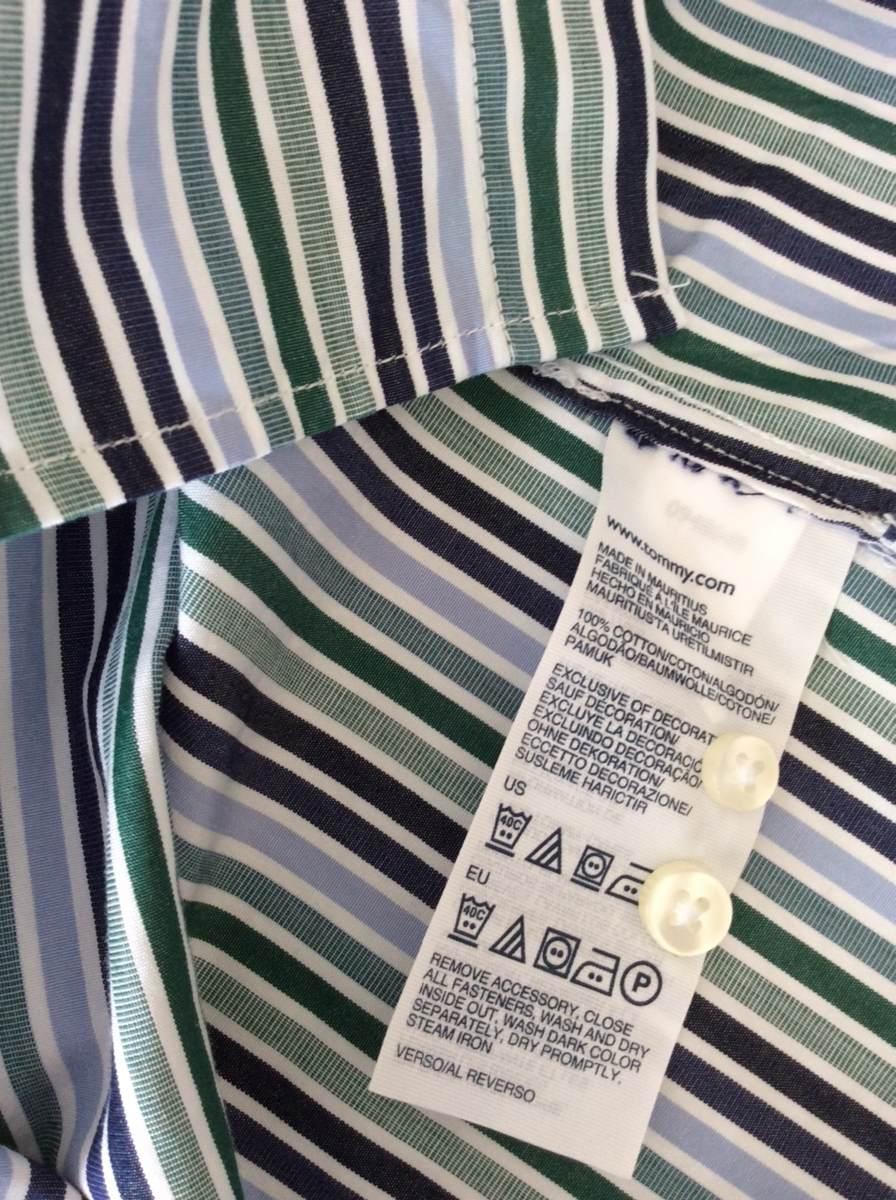 Camisa Social Tommy Hilfiger Manga Longa Masculina - R  160 1cacf4d243588