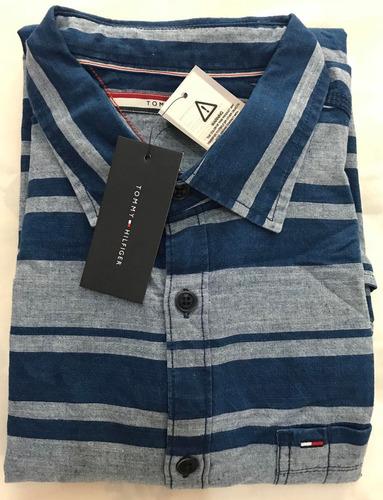 camisa social tommy hilfiger tam xl gg modelos classic fit