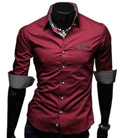 8599d18db7520 Blusa Slim Fit Masculino - Calçados, Roupas e Bolsas com o Melhores ...
