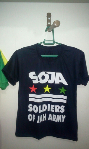 camisa soja