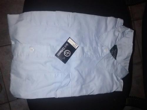 camisa sol urbano con bolsillo
