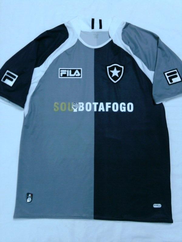 284279f2573a0 Camisa Sou Botafogo Oficial Fila Uniforme 4 - 2009   2010 - R  130 ...