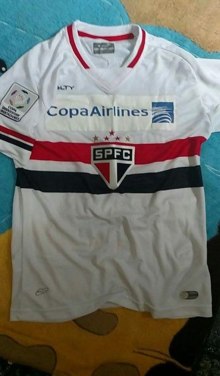 7e3e406e9d Camisa Spfc Centurion De Jogo - R$ 270,00 em Mercado Livre