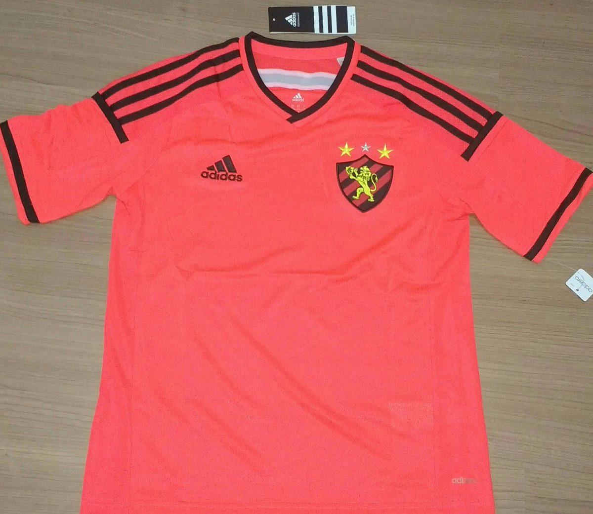 c67831ab8ae71 camisa sport recife 12 anos original 100% adidas - 03. Carregando zoom.