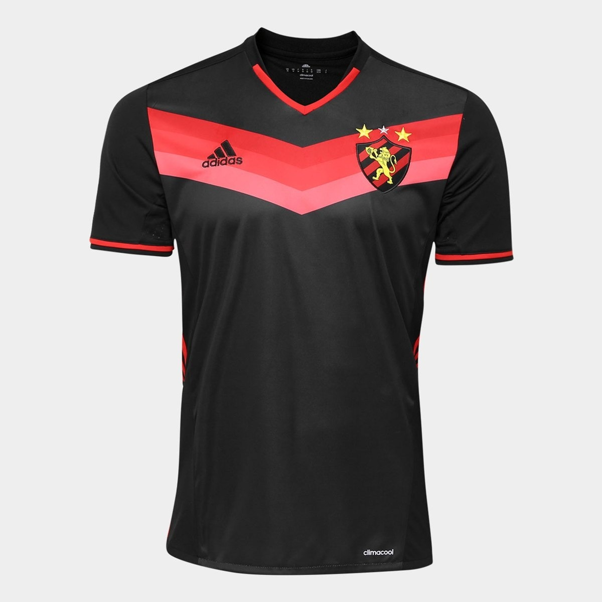 d7c0fcd2a camisa sport recife 2016 preta uniforme 2 original - footlet. Carregando  zoom.