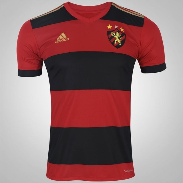a08d5f9b31 Camisa Sport Recife - Adulto - Oficial adidas - R$ 149,90 em Mercado ...