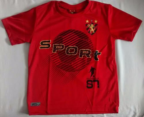 camisa sport recife infantil