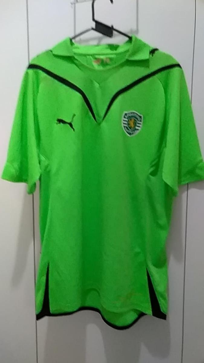 camisa sporting de portugal 09 10 raridade colecionador. Carregando zoom. 39705bdba501e