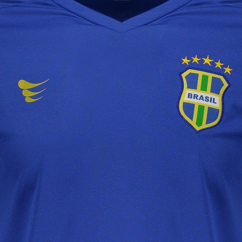 camisa super bolla brasil pro 2018 azul. Carregando zoom. eb0335e6231bf