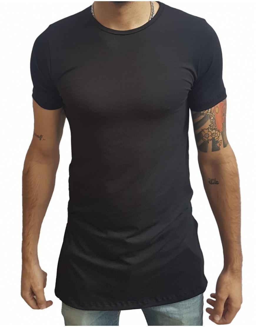 b50e7c883 camisa swag preço promocional preta longa oversized. Carregando zoom.