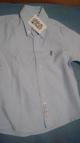 camisa talle 2 cascanueces