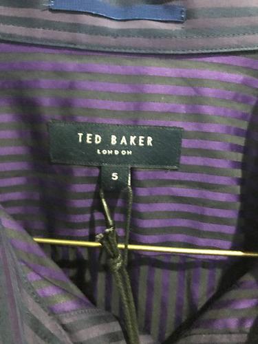 camisa ted baker caballero original