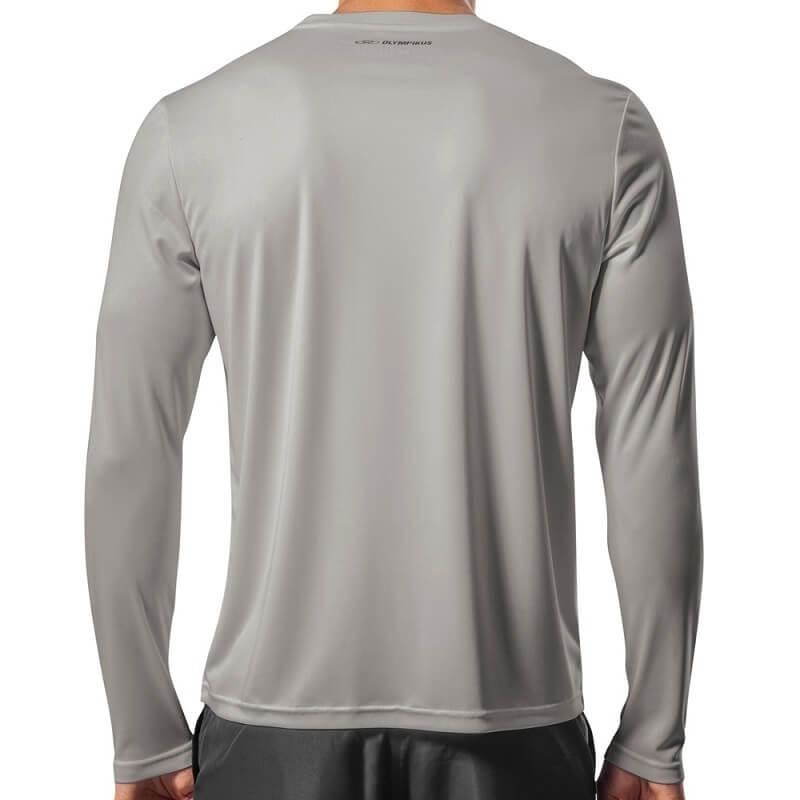 Camisa Termica 2 Pele Olympikus Com Dupla Proteção Uv Fps-50 - R  59 ... 6ffcdfb13d9b5