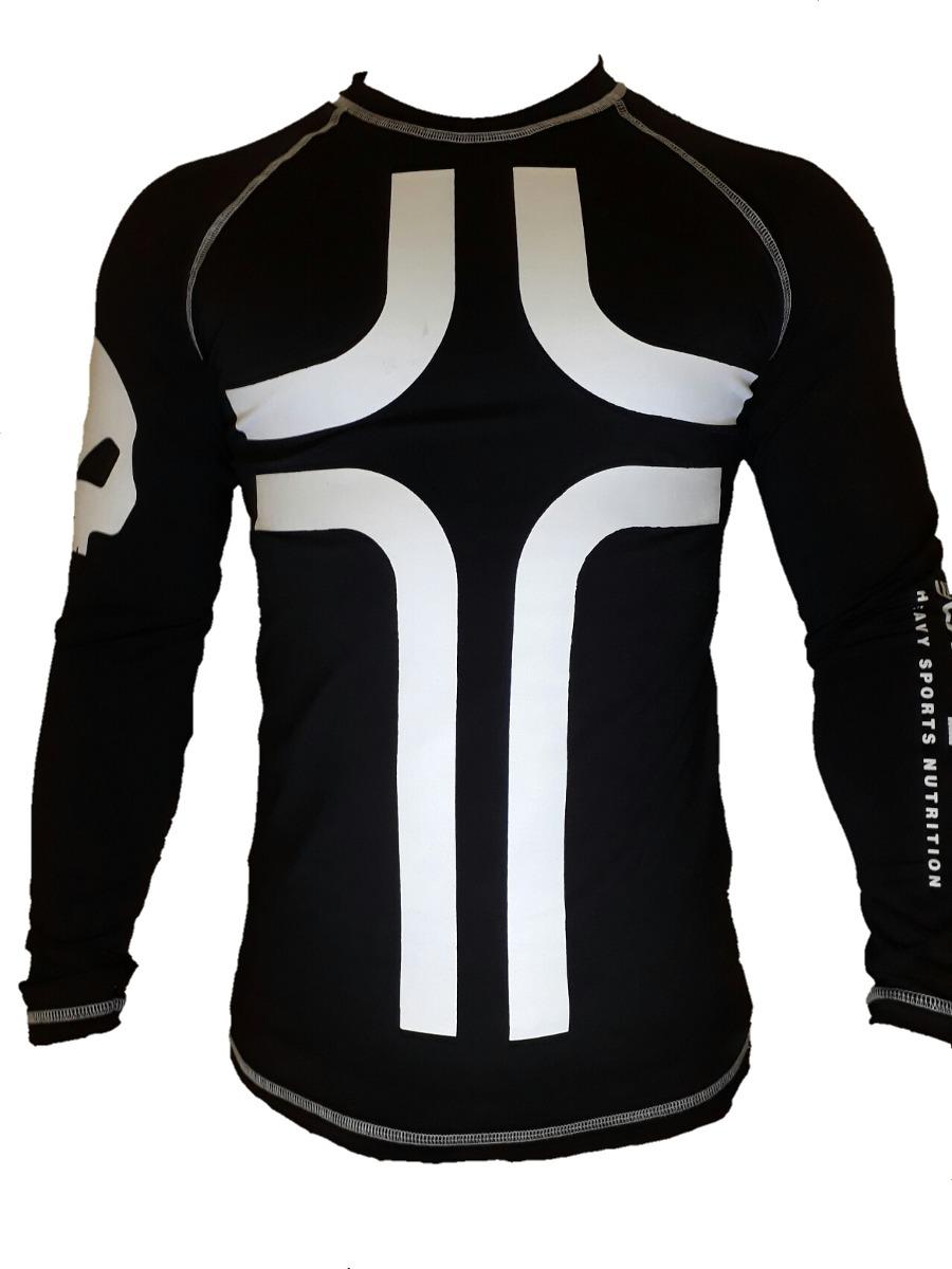 ... camisa térmica compressão black skull fitness musculação. Carregando  zoom. a74ae3ab4c5c5e ... 773e8cc6e36