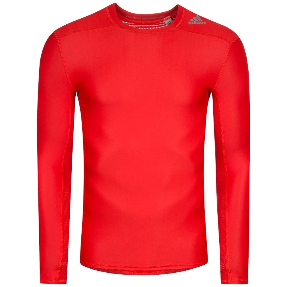 4f67e03586 camisa térmica de compressão adidas tf chill ls. Carregando zoom.