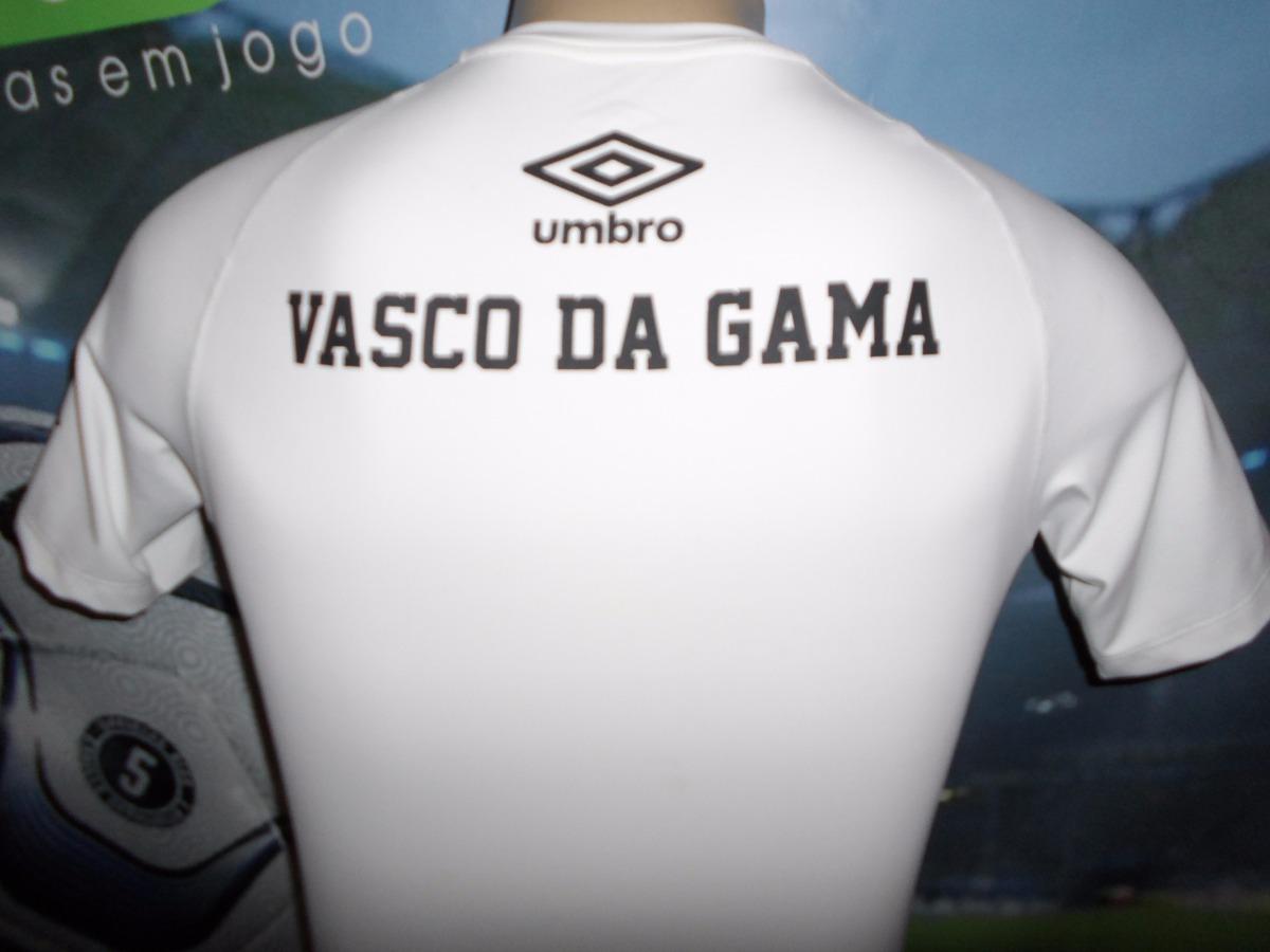 camisa térmica do vasco temporada 2015 !!!!. Carregando zoom. bd7abb5bfd6d5