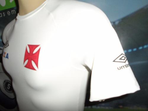 Camisa Térmica Do Vasco Temporada 2015 !!!!. - R  140 4f607d0acfd06