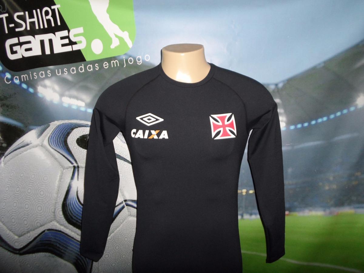 72dc96367c Camisa Térmica Do Vasco Temporada 2016 !!!!. - R  150