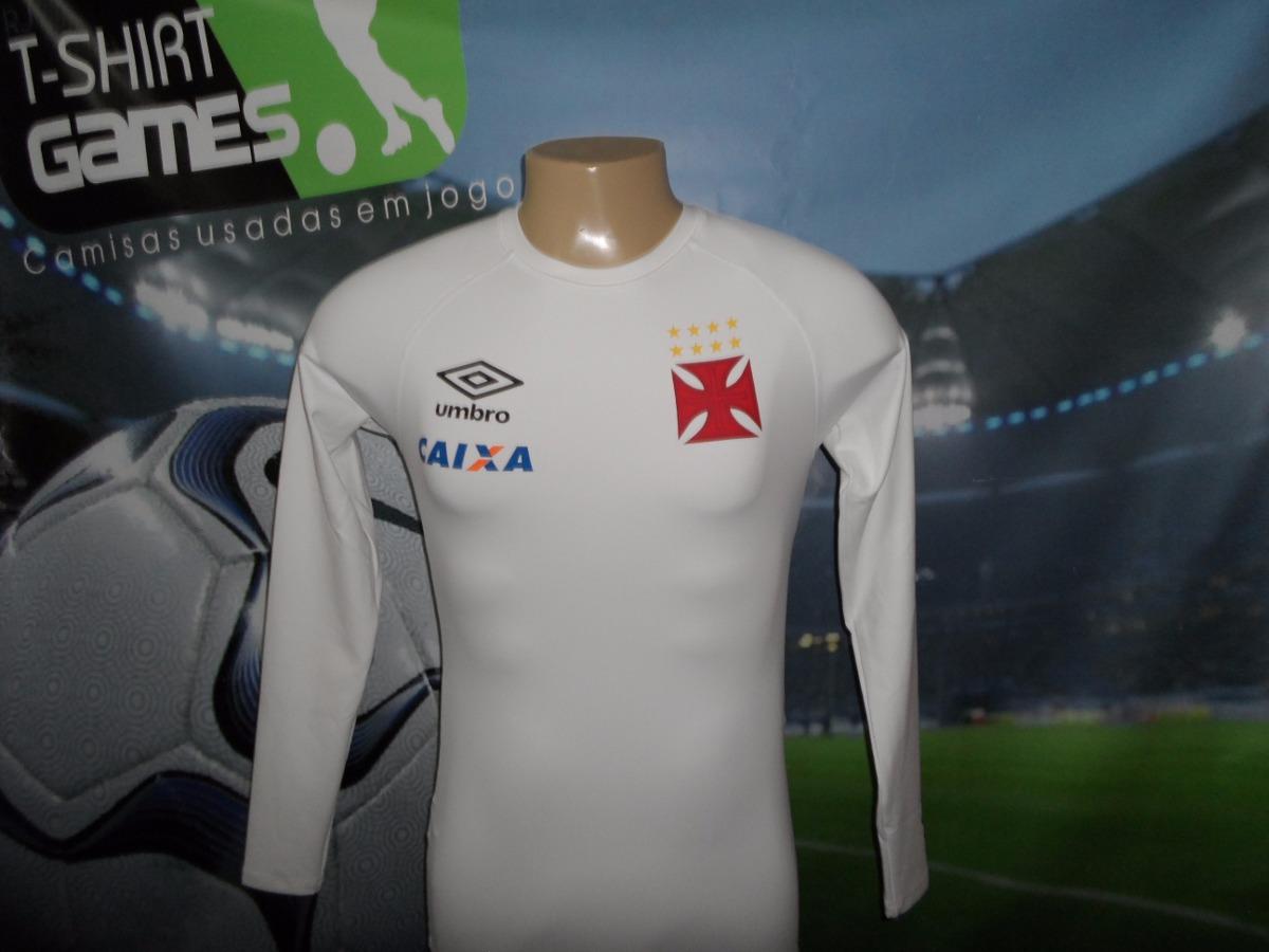 cc7ab658ee Camisa Térmica Do Vasco Temporada 2016 !!!!. - R  120