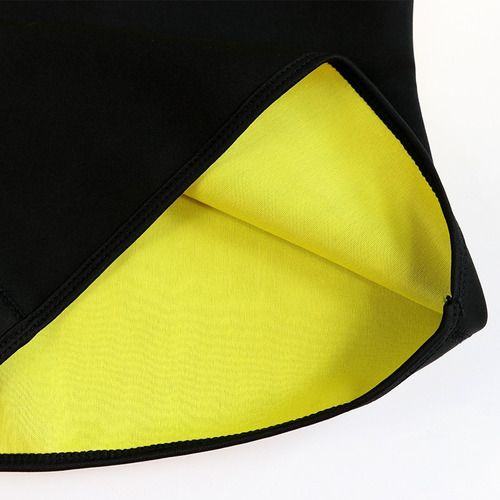 camisa termica faja deportiva para mujer hot shapers