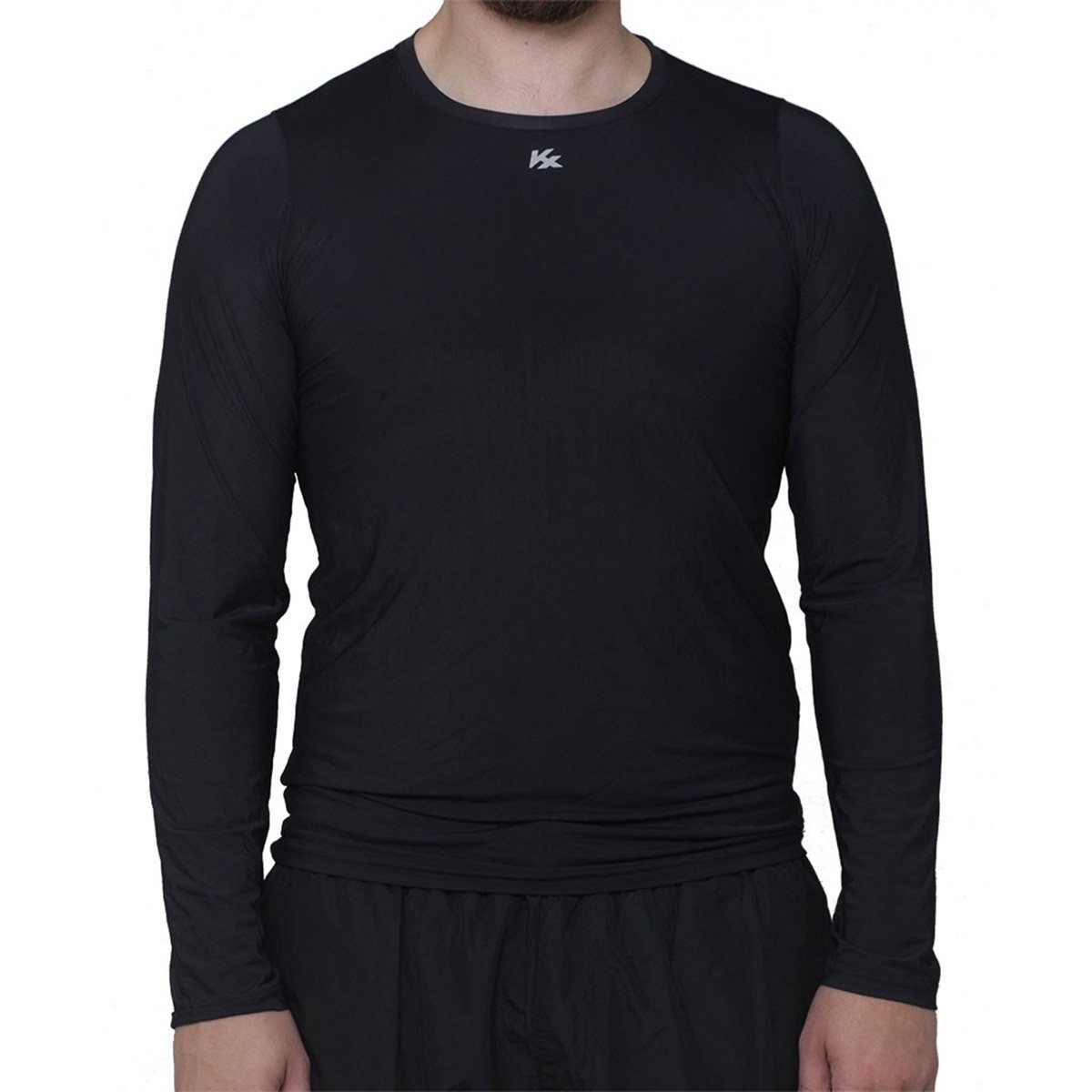 camisa termica kanxa alta compressao masculina 6400.006 - m. Carregando  zoom. efbd0c6357cdc