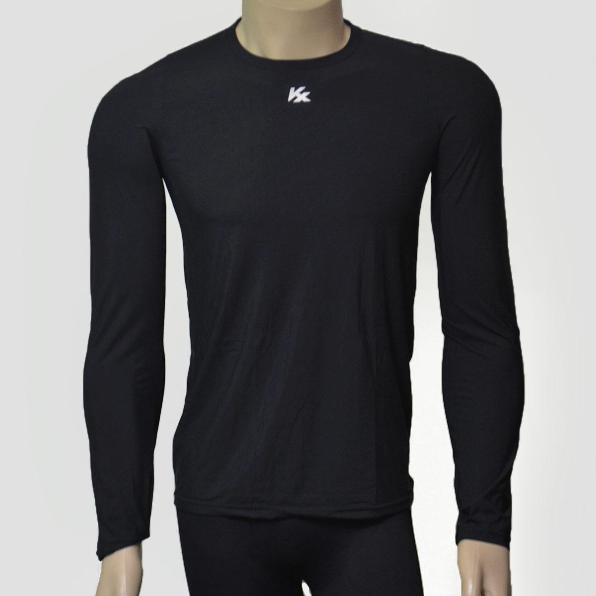 camisa térmica kanxa alta compressão manga longa poliamida. Carregando zoom. 6f78ba40b9ea6