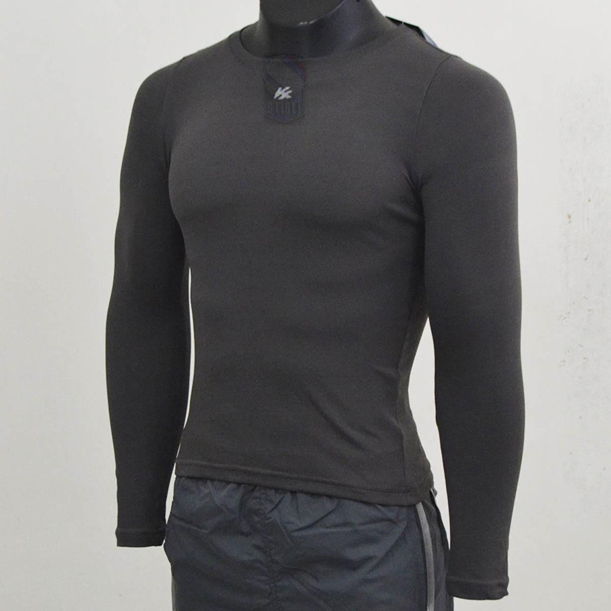Camisa Térmica Kanxa Segunda Pele Manga Longa C nf Poliamida - R  99 ... 5ec7be4b8c10a