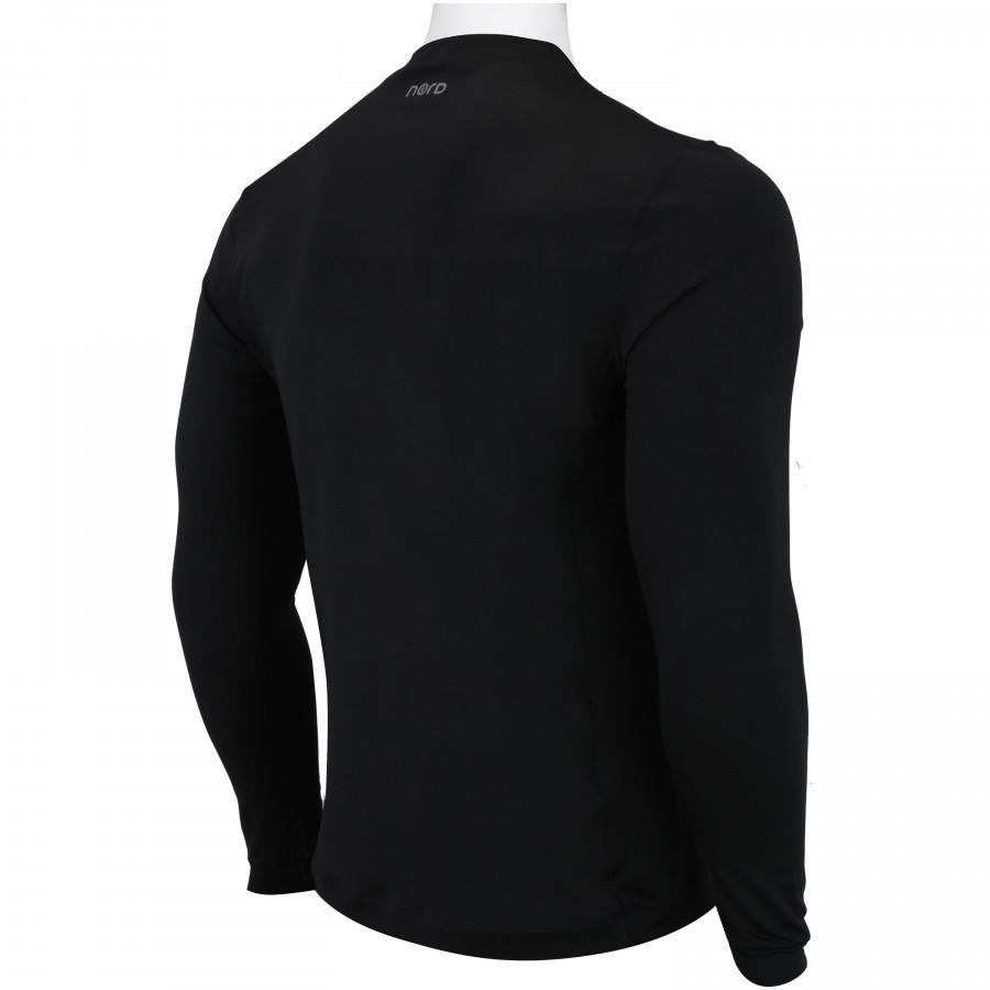 d4feda4e1d camisa térmica longa nord outdoor under confort - preto. Carregando zoom.