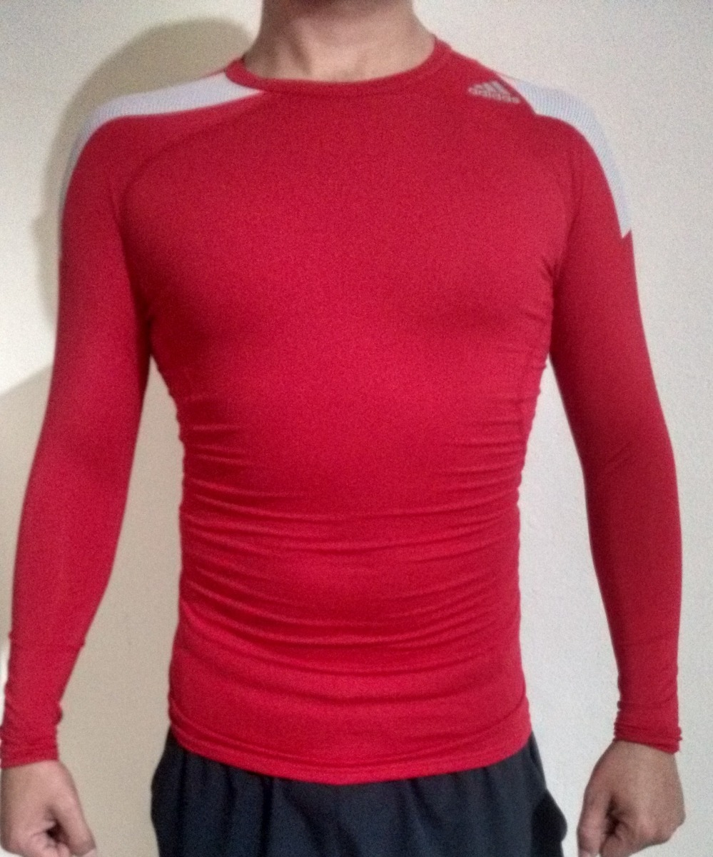 590cb5033a camisa termica manga longa adidas techifit original. Carregando zoom.