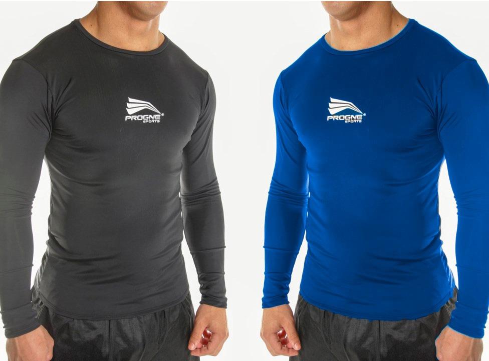 camisa térmica manga longa segunda pele proteção solar uv50. Carregando zoom . 07d2b9f2b2d0d