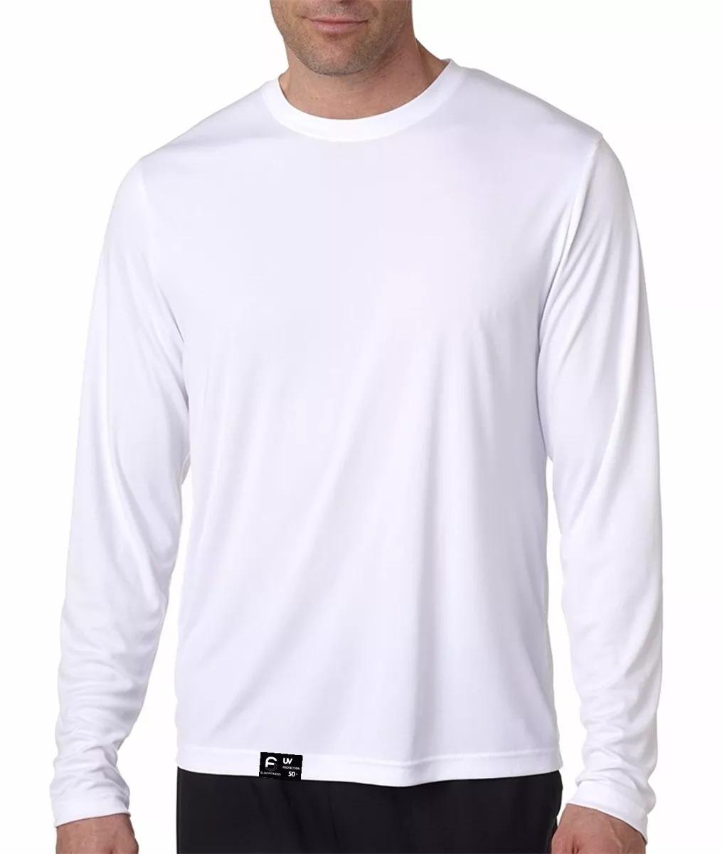 camisa térmica masculina segunda pele praia surf proteção uv. Carregando  zoom. 46c45821be26b