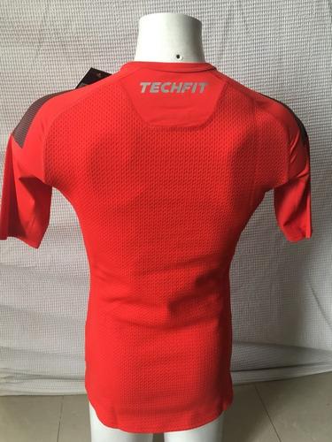 camisa térmica original flamengo adidas techfit. Carregando zoom. dc354f1d7bd49