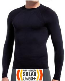 90924f638 Camisa Com Proteção Uv Rota Do Mar no Mercado Livre Brasil
