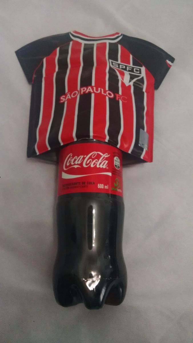 Camisa Térmica Para Garrafa Cerveja (600ml) São Paulo - R  29 80d96c68f7334