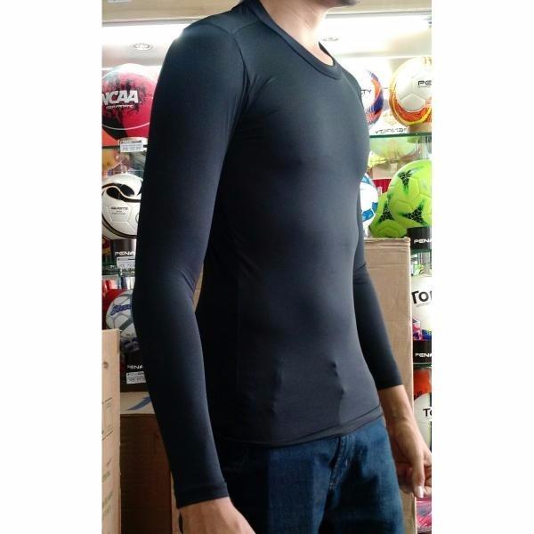 2a3d353c75 Camisa Térmica Proteçao Uv50+ Layro Manga Longa - R  34