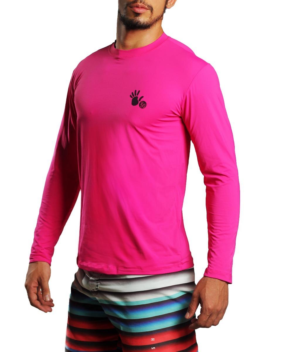 camisa termica proteção solar uv 50+ poliamida. manga longa. Carregando zoom . 69f1bfff43d30